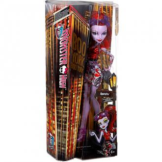 Monster High Boo York Operetta baba