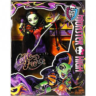 Monster High Casta Fierce baba