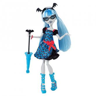 Monster High Ghoulia Yelps alap szörnyhibrid baba