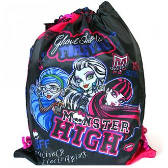 Monster High Ghouls tornazsák sportzsák