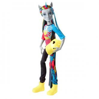 Monster High Neighthan Rot baba