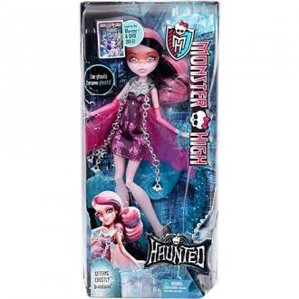 Monster High Szellemlánc Drakulaura baba