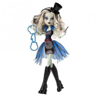 Monster High Széprém baba Frankie Stein