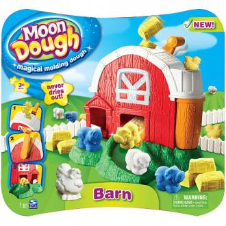 Moon Dough Hold Gyurma Farm Szett