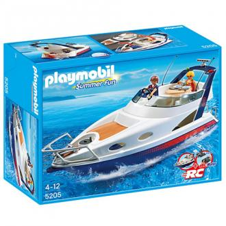 Playmobil Luxusjacht
