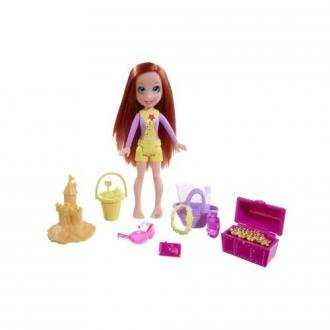 Polly Pocket - Polly a Strandon