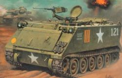 Revell Makett M 113 A1 US Army Tank  1:35