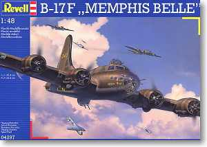 Revell Makett - Revell B-17F Flying Fortress 'Memphis Belle'
