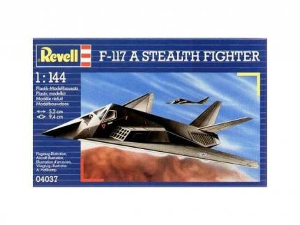 Revell Makett - Revell F-117 Stealth Fighter