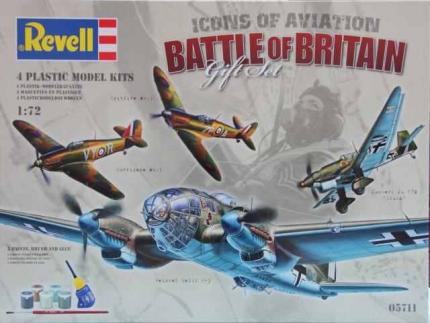 Revell Makett - Revell Gift Set Battle Of Britain