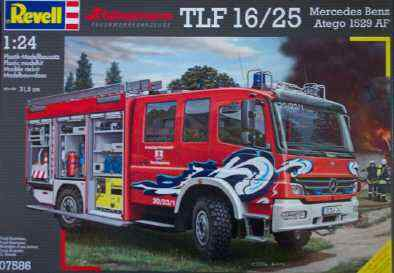 Revell Makett - Revell Schlingmann TLF 16-25 single