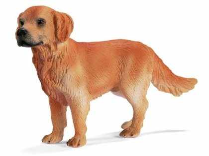 Schleich figura - Golden Retriever