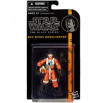 Star Wars Black Series Biggs Darklighter figura