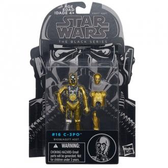 Star Wars Black Series C-3PO figura