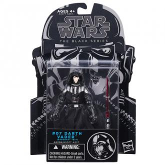 Star Wars Black Series Darth Vader Dagobah Test figura