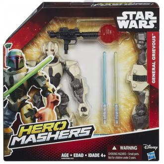 Star Wars Hero Mashers Episode III General Grievous figura