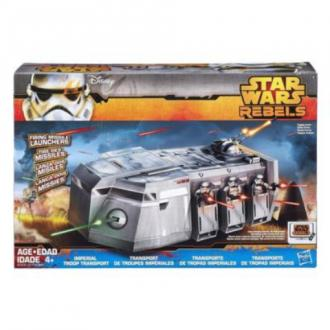 Star Wars Imperial Troop Transporter űrhajó ágyúval