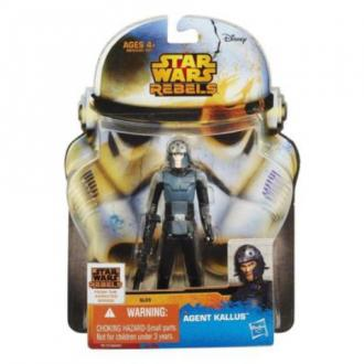 Star Wars Rebels Kallus ügynök figura 10cm