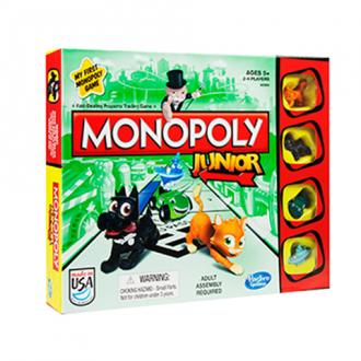 Társasjáték - Monopoly Junior Party