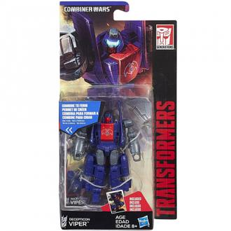 Transformers Generations Combiner Wars Legends Class Viper robotfigura