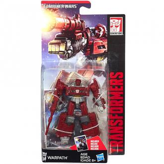 Transformers Generations Combiner Wars Legends Class Warpath robotfigura