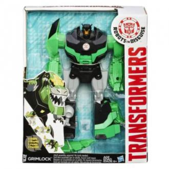 Transformers Robots in Disguise Grimlock Hyper Change robotfigura