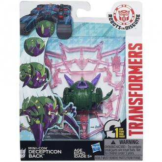 Transformers - Robots In Disguise Mini-Con Álca Back figura