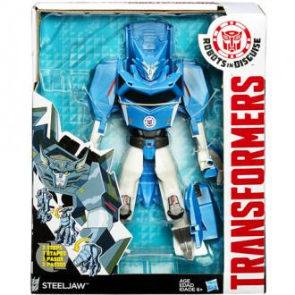 Transformers Robots in Disguise Steeljaw Hyper Change robotfigura