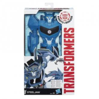 Transformers Robots in Disguise Steeljaw Titánhős robotfigura 30cm