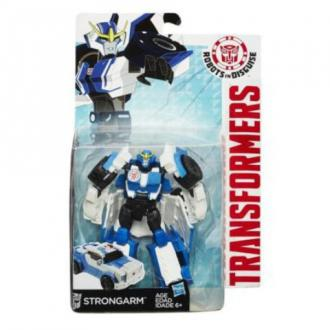 Transformers Robots in Disguise Warrior Class Strongarm robotfigura