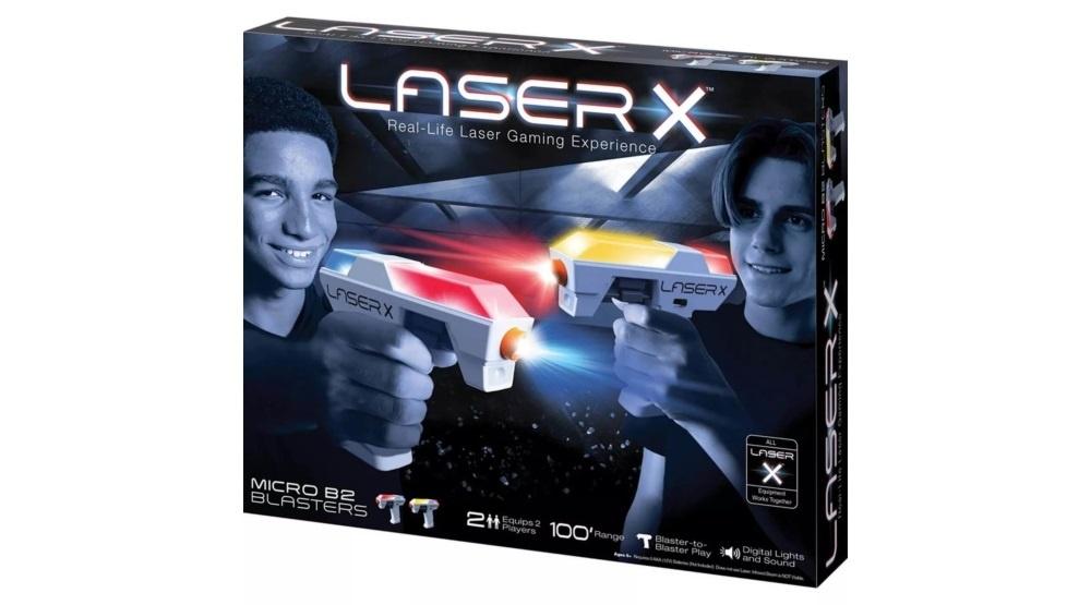 Laser x fegyver