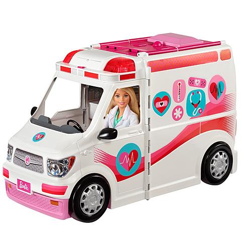 ... Barbie mentőautó fénnyel és hanggal ... 02fcf45d50