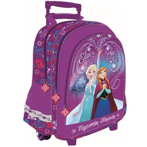1a36cc3c6c5c Jégvarázs húzható iskolatáska hátizsák   PÓNY JÁTÉK Webáruház