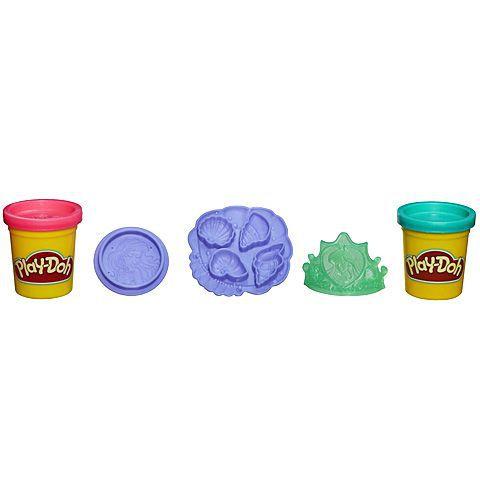 49d2009e15 Play-Doh Disney Hercegnők Ariel ragyogó gyurmaszett | PÓNY JÁTÉK ...