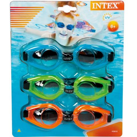 Play úszószemüveg 3db-os szett - Intex  f39f19d0d5