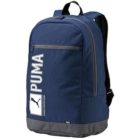ac8b31d89aba Puma Pioneer kék iskolatáska hátizsák | PÓNY JÁTÉK Webáruház