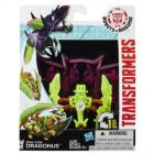 Transformers Robots in Disguise Mini-Con Dragonus robotfigura kiegészítőkkel