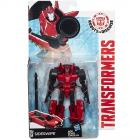 Transformers Robots in Disguise Warrior Class Sideswipe robotfigura