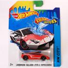 Hot Wheels Lamborghini Gallardo LP570-4 Superleggera színváltós kisautó