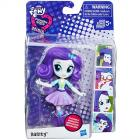 Én kicsi pónim Equestria Girls Rarity mini figura