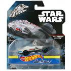 Hot Wheels - Star Wars Millennium Falcon autóhajó