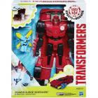 Transformers - Robots In Disguise Power Surge Sideswipe és Windstrike figura