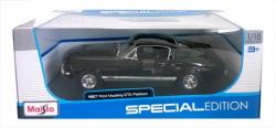 Maisto 1:18 1967 Ford Mustang GTA Fastback