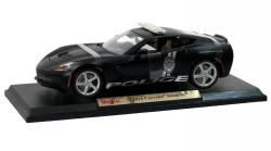 Maisto 1:18 2014 Chevrolet Corvette Stingray