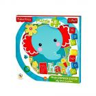 Fisher-Price Baby Fun Elefánt puzzle