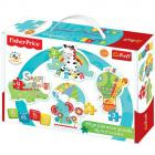 Fisher-Price Baby puzzle