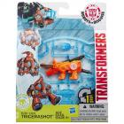 Transformers - Robots in Disguise Mini-Con Tricerashot figura