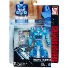 Transformers Titans Return Hyperfire és Blurr robotfigurák