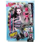 Monster High Hajmeresztő Drakulaura baba