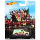 Hot Wheels The Beatles Austin Mini Van prémium kisautó